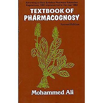 Textbook of Pharmacognosy by Mohammed Ali - 9788123902784 Book