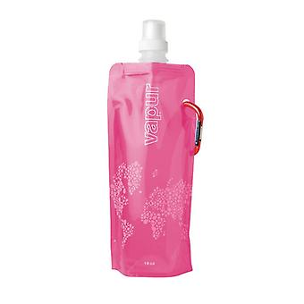 Vapur foldable water bottle 0, 5L-Pink