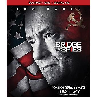 Bridge of Spies [Blu-ray] USA import