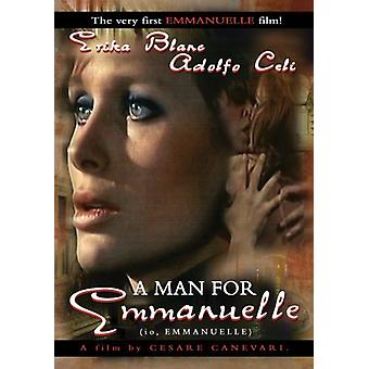 Man for Emmanuelle [DVD] USA import