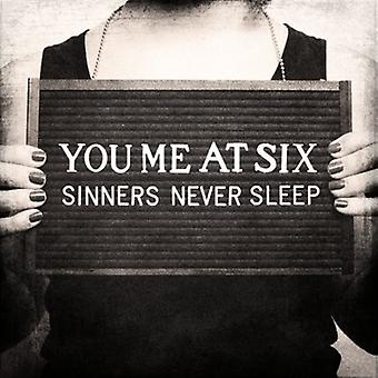 You Me at Six - Sinners Never Sleep [CD] USA import