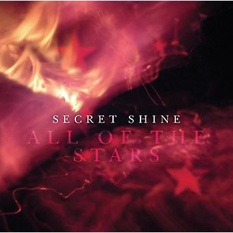 Secret Shine - All of the Stars [CD] USA import