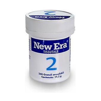 Schüssler 2 Kalciumfosfor 240 tabletter