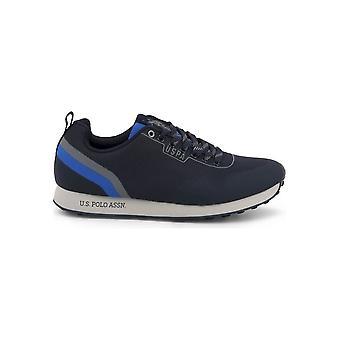 U.S. Polo Assn. - Skor - Sneakers - FLASH4119W9-T1-DKBL - Män - marin, blå - EU 43