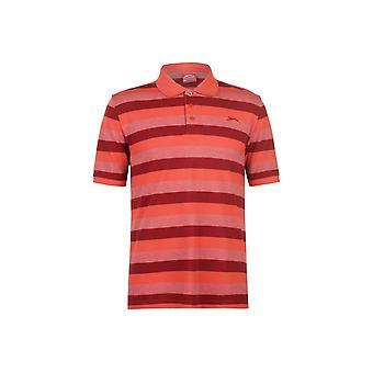 חולצת סלנגר בפולו Mens