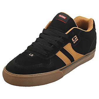 Globe Encore 2 Mens Skate Trainers in Black Brown