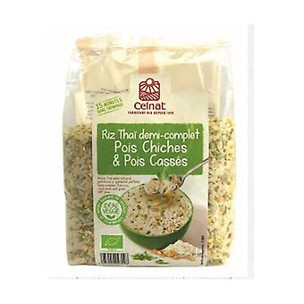 Semi Integral Tahi Rice with Peas 500 g
