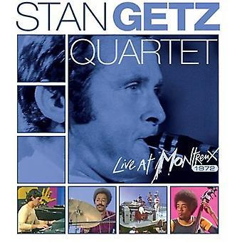 Stan Getz Quartet - Live at Montreux 1972 [CD] USA import