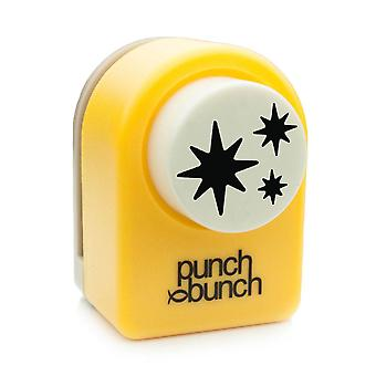 Punch Bunch Medium Punch - Twinkles