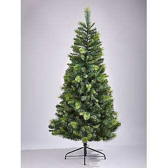 6ft Cannock Great Value Green Christmas Tree