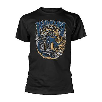 Acid King Biker Wizard Officielle Tee T-shirt Unisex