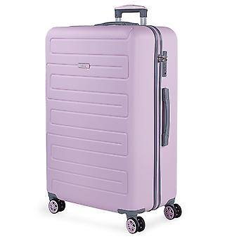 Monaco Large Rigid Suitcase Capacity 92 L