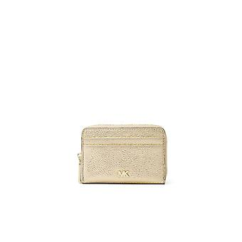 MICHAEL KORS MOTT GOLD CARD HOLDER