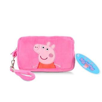 Peppa Pig George Cartoon Plush Backpack Toys - Dolls