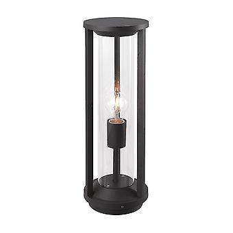 Luminosa Lighting - Post Lamp Large, 1 x E27, IP65, Antrasiitti