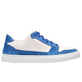 Diemme Ezcr076001 Hommes's Blue Suede Sneakers