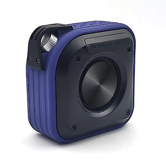 Portable, Wireless And Waterproof-bluetooth Speakers With Mic