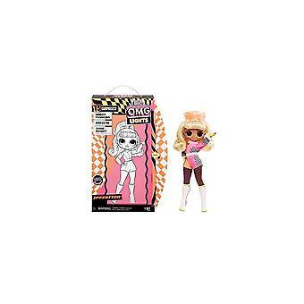 L.O.L Surpresa! O.M.G. Lights Speedster Fashion Doll & 15 Surpresas