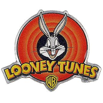 Looney Tunes Bugs Bunny Metal Badge