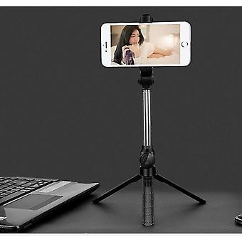 3 In 1 Wireless Extendable Handheld Bluetooth Selfie Stick With Mini Tripod