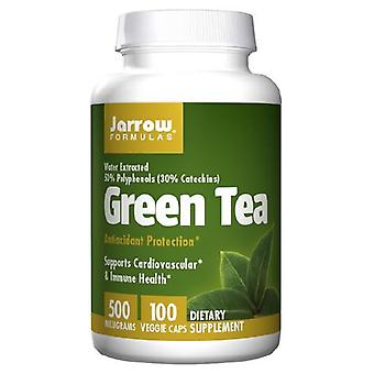 Jarrow Formler Grönt te, 500 mg, 100 Kepsar