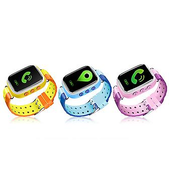 Q18 Screen Touch Children Kid SOS Call GPRS Location Device Tracker Smart Watch