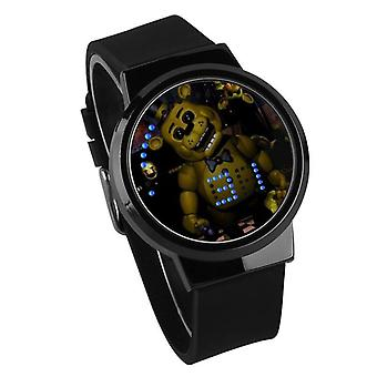 Waterproof Luminous LED Digital Touch Children watch  - Five Nights at Freddy's