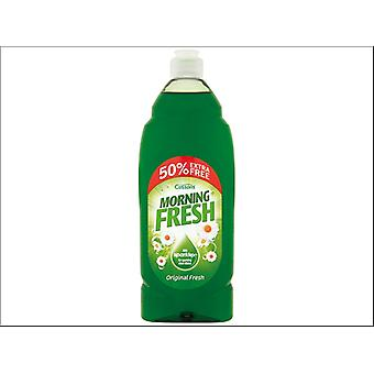 Cussons Morning Fresh Washing Up Liquid Original 450ml +50%