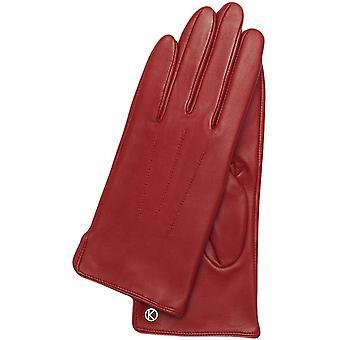 Kessler Carla Classic Gloves - Crimson Red