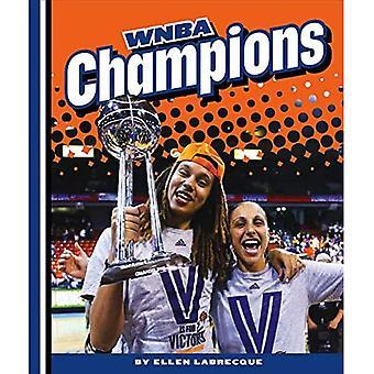 WNBA Champions (Women's Professional Basketball)