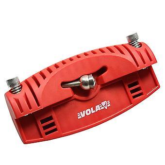 Vola Sidewall Cutter Planer Sport met een ronde blade waardoor verschillende