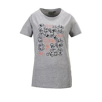 G.I.G.A. DX Women's T-Shirt Dynamic WMN TSHRT B Melange