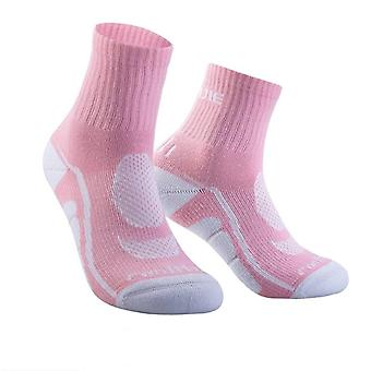 Outdoor Sports, Running Athletic, Quarter Socks, Heel Shield For Cycling