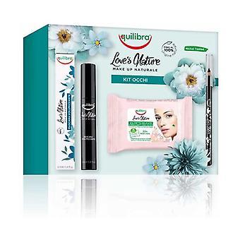 Love's Nature Kit Eyes 3 enheter