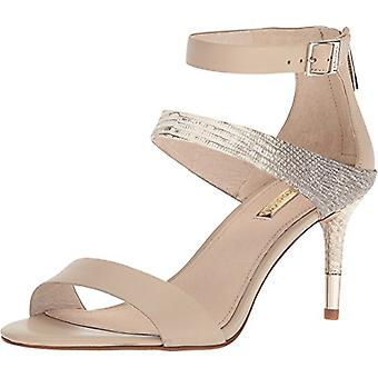 Louise Et Cie Womens Leather Open Toe Casual Ankle Strap Sandals