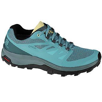 Salomon Outline GTX W 412340 Womens trekking shoes