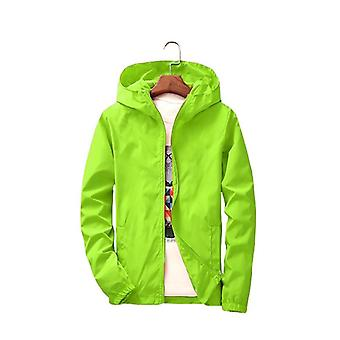 Spring/autumn/summer Sunscreen Windbreaker Jacket Couple Clothing