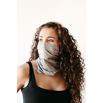 Light Gray Neck Gaiter