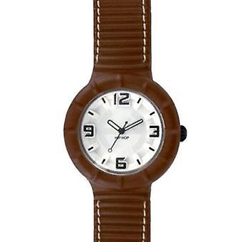 Hip hop watch leather hwu0206