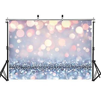 Aiikes 7x5ft astigmatism background party flash wallpaper photography background wave point light bi