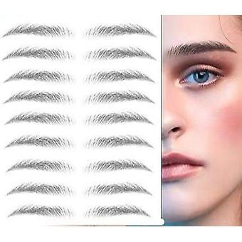 Tattoo Sticker Long Lasting Natural Fake Eyebrow