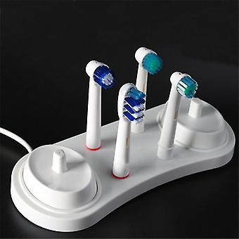 Electric Toothbrush Base Stand Support Brush Head Holder