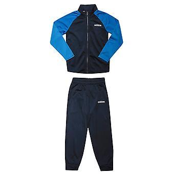 Boy's adidas Junior Entry Trainingspak in Blauw