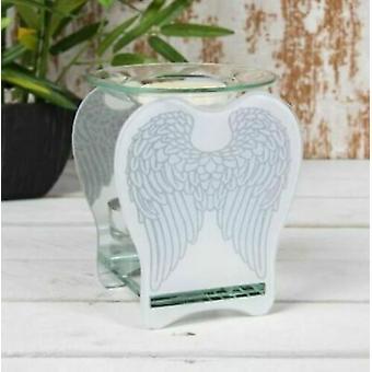 Glass Angel Wings WaxOil Warmer By Lesser & Pavey