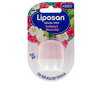 Lip Balm Liposan Apple Raspberry