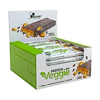 Vegetable protein bar 24 bars of 50g