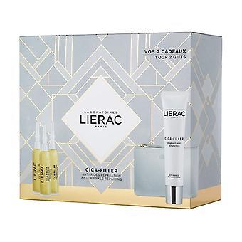 Pack Cica-filler Serum 30ml + repairing anti-wrinkle cream 40ml + GIFT skin case 1 unit