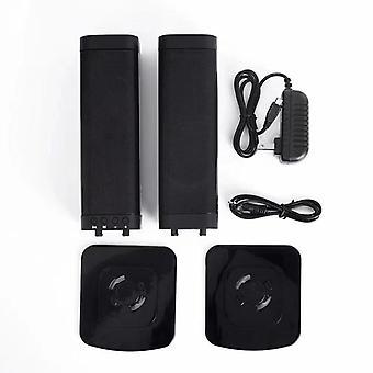 Kotiteatteri 20w Bluetooth Kaiutin TV Soundbar Kannettava pylväs Äänirasia