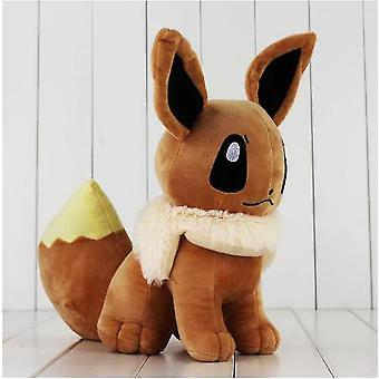 33cm Big Size Anime Pets Plush Toy Soft Stuffed Dolls With Tag Gift For Children