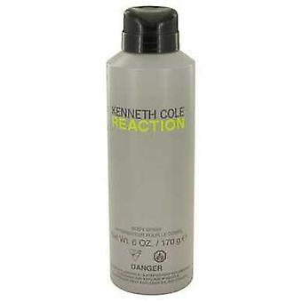 Kenneth Cole Reaktion von Kenneth Cole KörperSpray 6 Oz (Männer) V728-538795